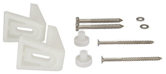 Countersunk Head Toilet Mounting Hardware Extra Long Toilet Bowl Floor Bolts